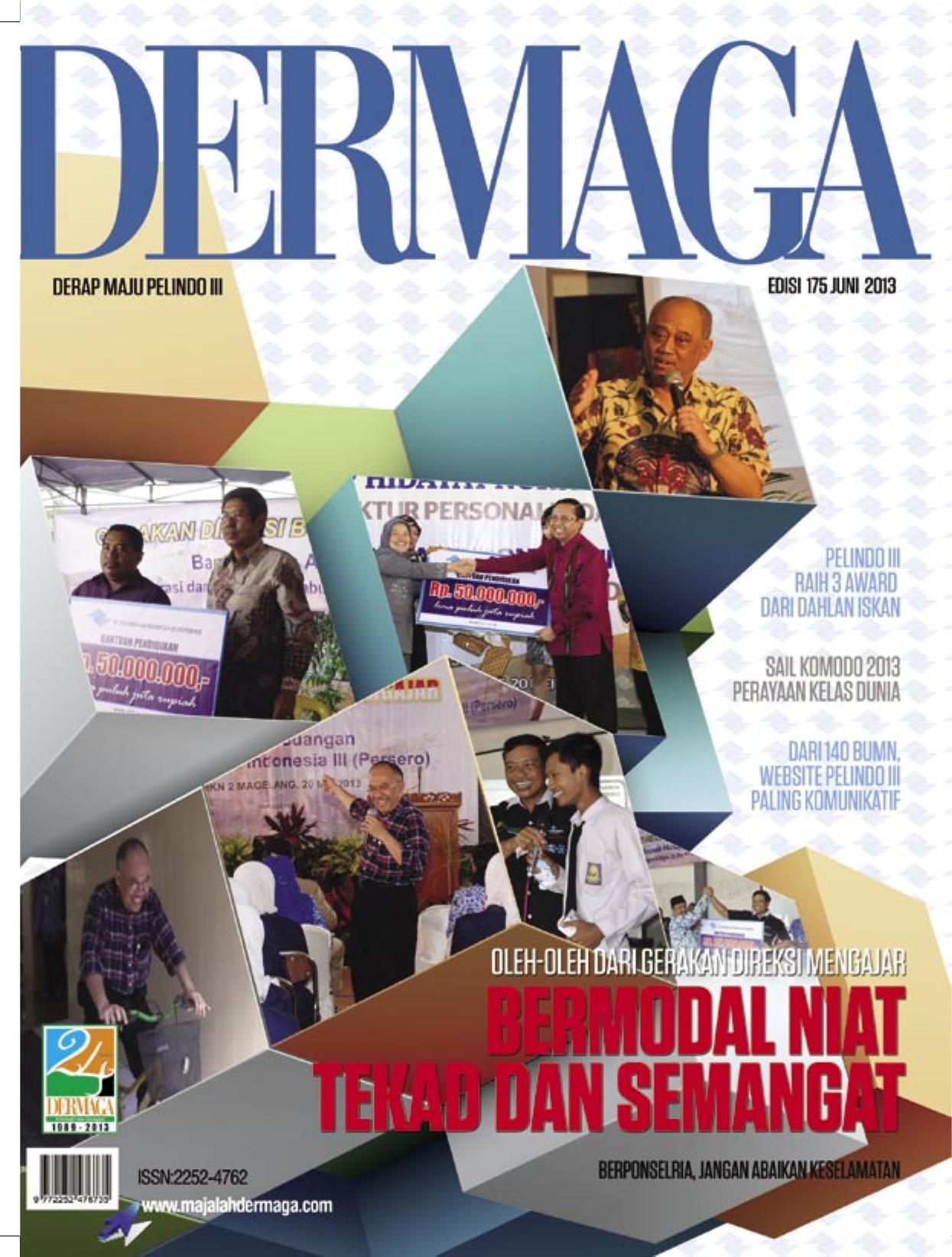 Majalah Dermaga Sebagai Media Informasi Alternatif Berprestasi