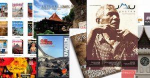Kurangnya Majalah Untuk Iklan