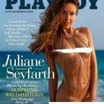 Atlet Cantik Tampil Telanjang di Majalah Dewasa Demi Populerkan Olahraga Ski